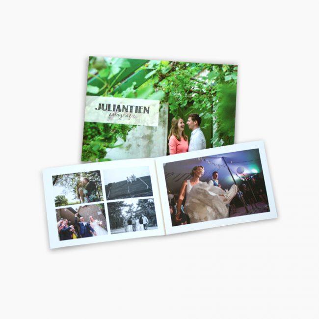 Juliantien fotografie bruidsfotograaf overijssel brochure folder Studio Vol Vertrouwen Overijssel Vriezenveen grafisch ontwerp illustratie